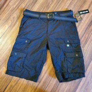 NWT Black shorts cargo